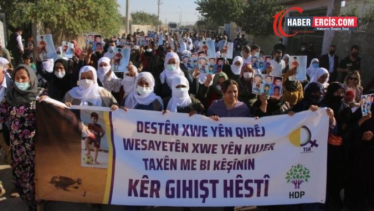 Mihraç'ın katledilmesi yürüyüşle protesto edildi