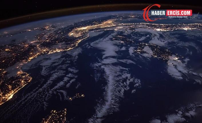 NASA bile fark edememiş! Dün gece herkes uyurken Dünya büyük bir felaket atlattı