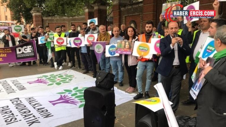 Osman Baydemir: HDP özgürlük davasının kökleridir