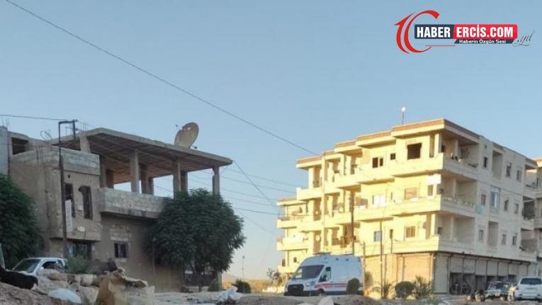 Rojava'nın Efrîn kentinde bomba yüklü araç infilak etti!