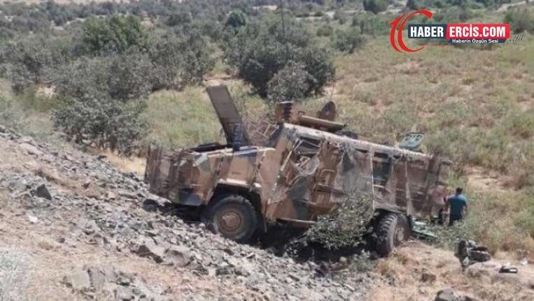 Şemdinli'de patlama: 3'ü ağır 7 asker yaralandı