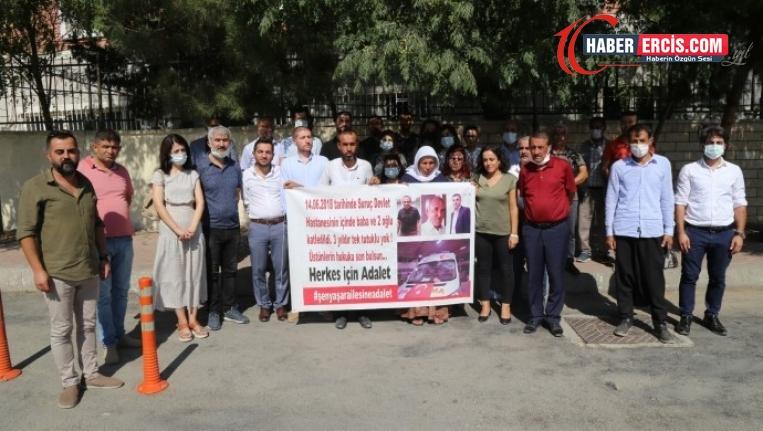 Şenyaşar ailesi 177 gündür adalet arıyor