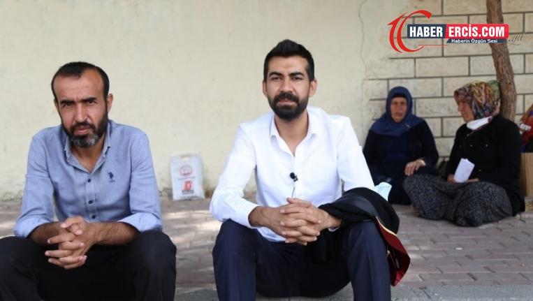 Şenyaşar ailesi avukatı meslektaşlarını adliye önüne çağırdı