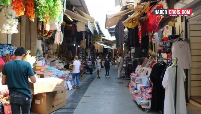 Tarihi Kemeraltı Çarşısı'nda bir yılda 250 esnaf iflas etti