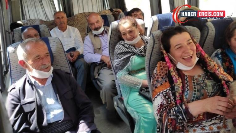 Van'daki barış mitingi için yola çıktılar: Tecride dur diyeceğiz