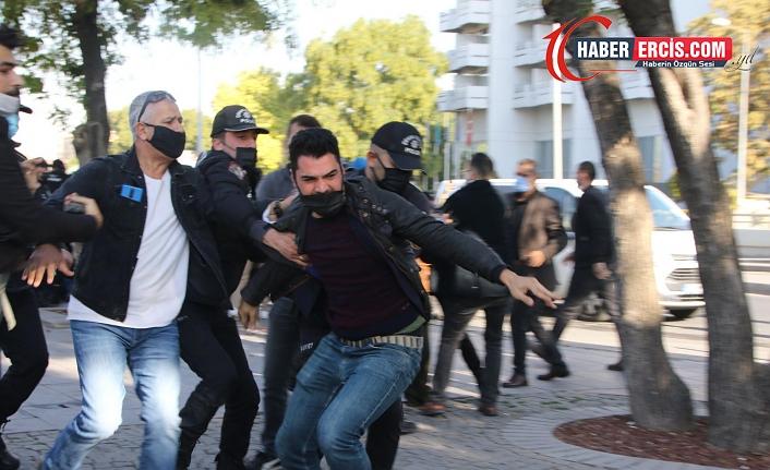 10 Ekim Ankara Katliamı anmasında 22 kişi gözaltına alındı
