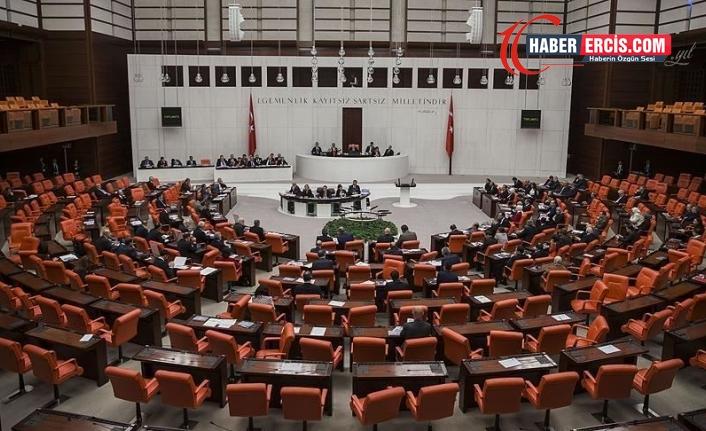 4 milletvekilinin dokunulmazlıklarının kaldırılmasına dair fezlekeler Meclise sunuldu