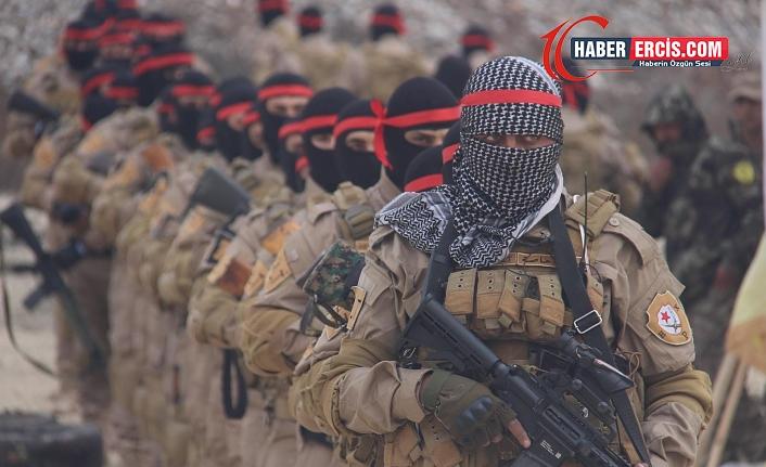 ABD'den YPG'ye askeri eğitim