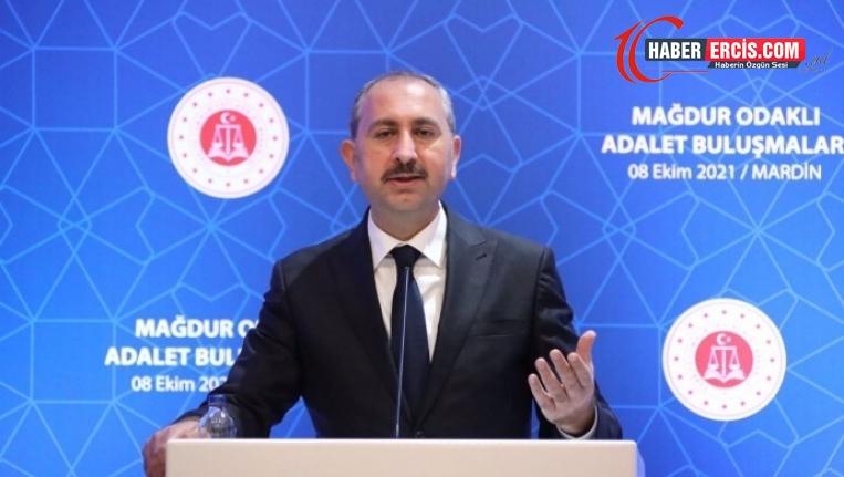 Adalet Bakanı Gül: Kesinleşmiş yargı kararı olmadan kimse damgalanamaz