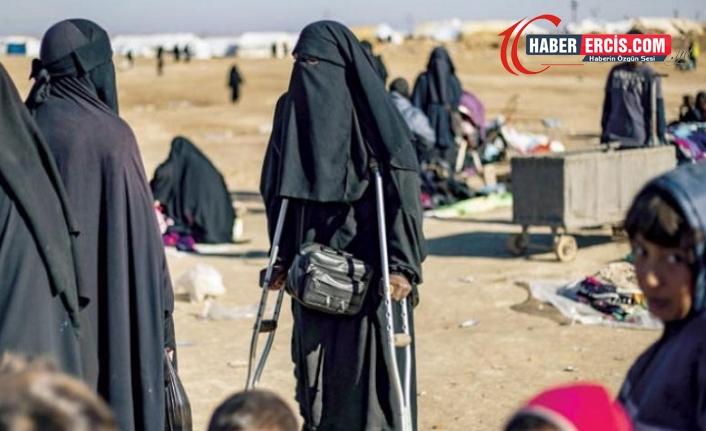 Almanya ve Danimarka Rojava'daki bazı IŞİD'li vatandaşlarını aldı