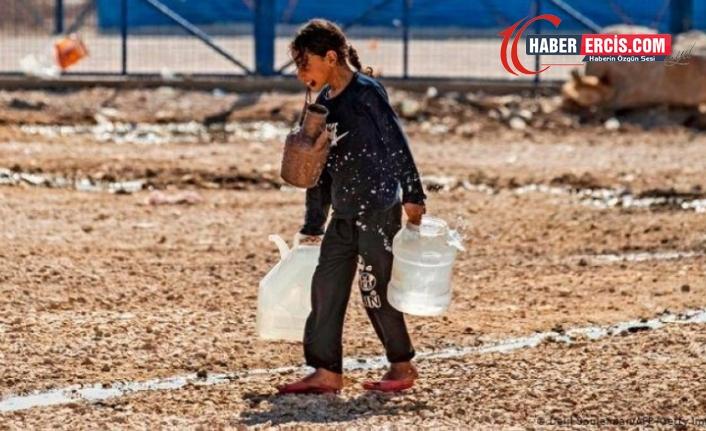 BM'den Rojava'daki su kıtlığı için çağrı