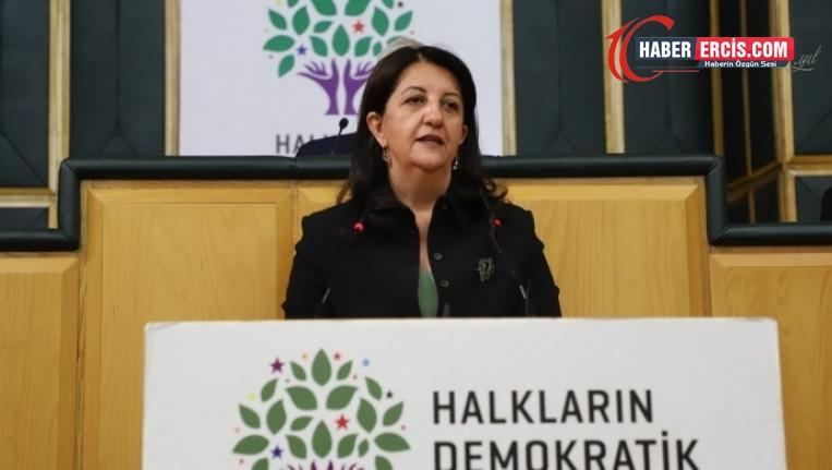 Buldan: Başak Demirtaş'ı hedef alan saldırılar açık bir nefret suçudur
