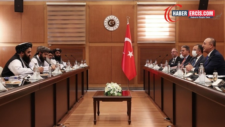Çavuşoğlu: Taliban yönetimine tavsiyelerde bulunduk