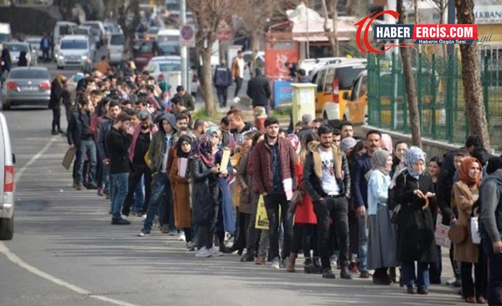 DİSK-AR: İşsiz sayısı 7 milyon 855 bin