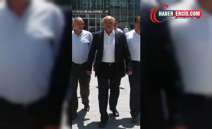 Erciş'te Berjeri aşireti kanaat önderi Hacı Nuri Ünal vefat etti