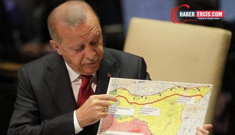 Erdoğan rotasını yeniden Rojava'ya çevirdi