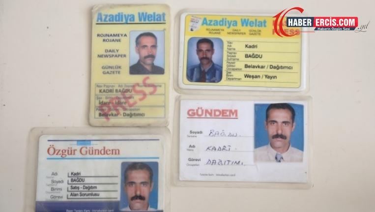 Gazeteci Bağdu cinayeti üzerinden 7 yıl geçti