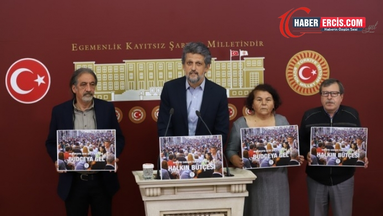 Halkın Bütçesi: Saray'daki şatafata son vereceğiz