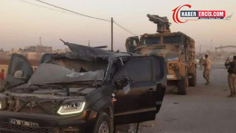İçişleri Bakanlığı: Bir polis hayatını kaybetti, 3 polis yaralı