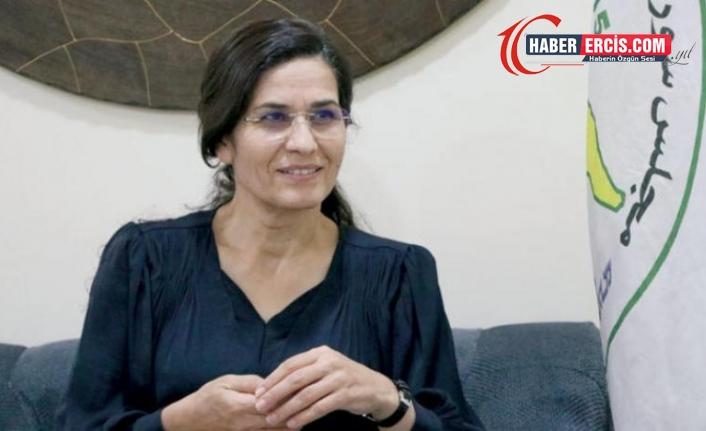 İlham Ahmed: ABD Kürtlere Suriye'de kalma sözü verdi
