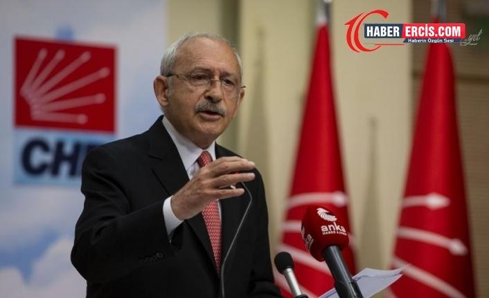 Kılıçdaroğlu: Kimse senin saldırgan tavırlarını, racon keser havalarını çekmek zorunda deği