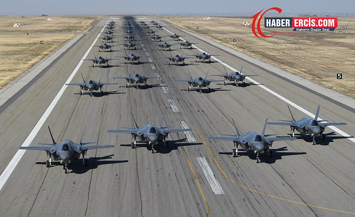 Reuters: Türkiye 40 adet F-16 satın almak için ABD'ye başvurdu