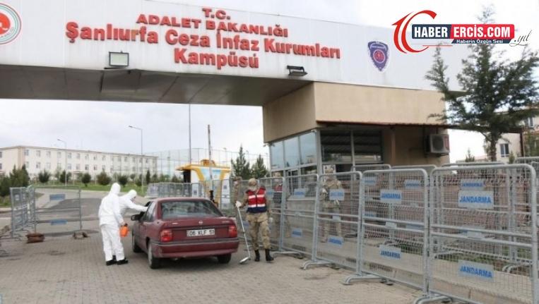 Urfa 2 Nolu T Tipi Cezaevi'nde toplu işkence
