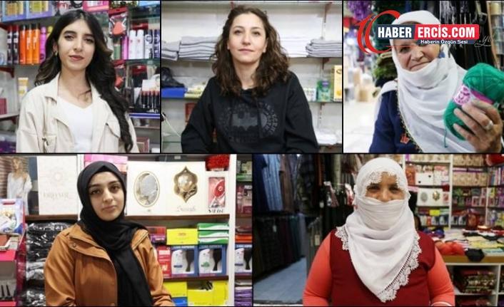 Van'da Esnaf, çalışan, tüketici isyanda: Geçinemiyoruz!