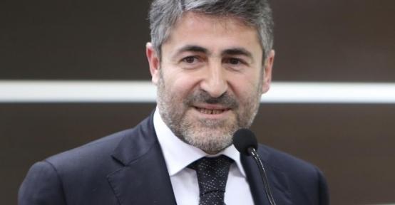 Ak Parti Genel Başkan Yardımcısı Ve İstanbul Milletvekili Nurettin Nebati: