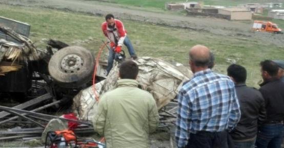 Doğubayazıt İlçesinde Trafik Kazası: 1 Ölü