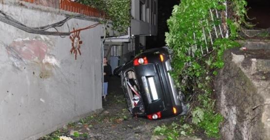 Eczaneye İlaç Almaya Giderken Kaza Yaptılar: 2 Ölü, 2 Yaralı