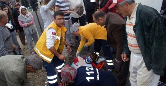 Kırşehir'deki Midibüs Kazası