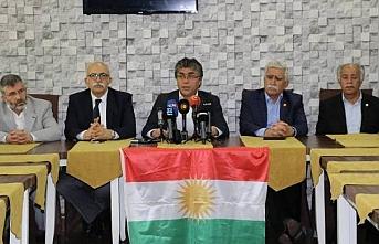 Kürt partileri Demirtaş'ı destekleyecek