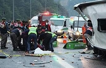 Bayramı tatilinde 6 günlük kaza bilançosu: 92 ölü!