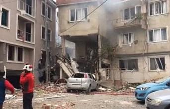 Bursa'da doğalgaz patlaması: 6 yaralı