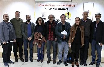 Şair ve yazarlardan Kürt Dil Platformu'na destek: Üzerimize düşen sorumluluğa hazırız