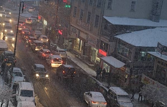 Van'da kar yağışı: 8 ilçede okullar tatil edildi,295 yerleşim yolu kapandı,Uçak seferleri iptal edildi
