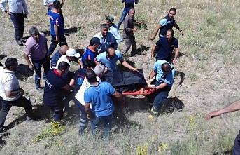 Van'da Traktör devrildi: 1 kişi yaşamını yitirdi