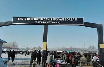 Erciş'te hayvan pazarında çıkan silahlı kavgada 1 kişi öldü
