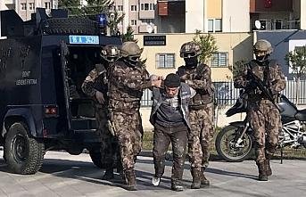 Bursa'da doğalgaz servisinde çalışan DAİŞ'li gözaltına alındı!