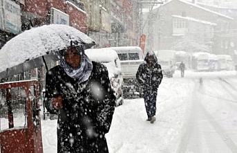 Hakkari'de okullara kar tatili