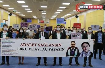 Ölüm orucunda olan avukatlar Timtik ve Ünsal'a destek: Adil yargılanma haktır