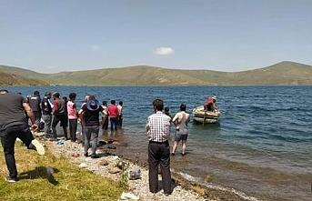 Ağrı'da Göle giren genç boğularak hayatını kaybetti