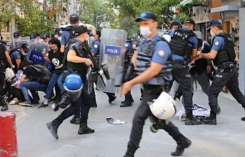 Ankara'da 'Suruç Anması'na müdahale: Çok sayıda gözaltı
