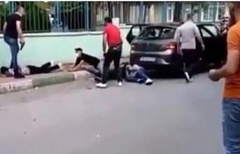 Bursa'da polis çocuklara şiddet uyguladı
