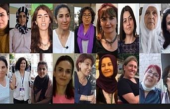 Diyarbakır'da 5 kadın tutuklandı, 23'ü serbest