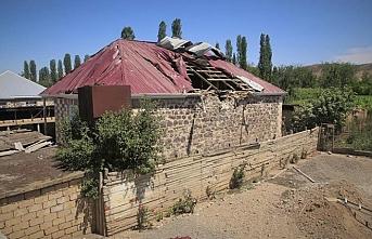 Ermenistan-Azerbaycan sınırında çatışmalar yeniden başladı