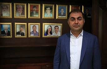 Görevden alınan Eşbaşkan Demir gözaltına alındı