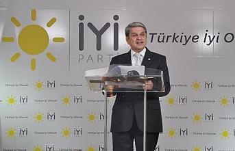 İYİ Partili Çıray: Erdoğan erken seçim kararı alırsa aday olamaz