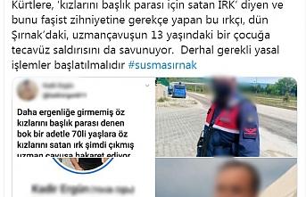 Van'da Jandarma komutanı çocuk istismarını savundu